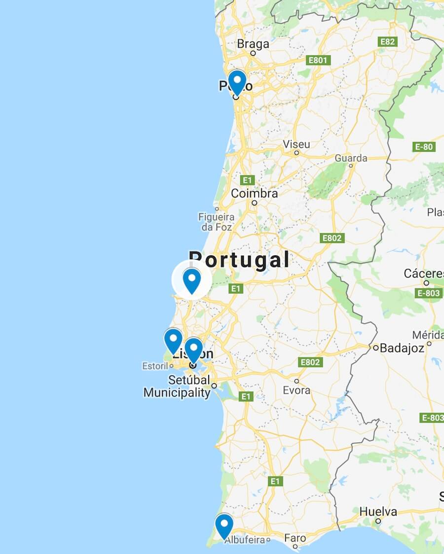 The Ultimate Fun In Portugal Itinerary: Best of Algarve ...