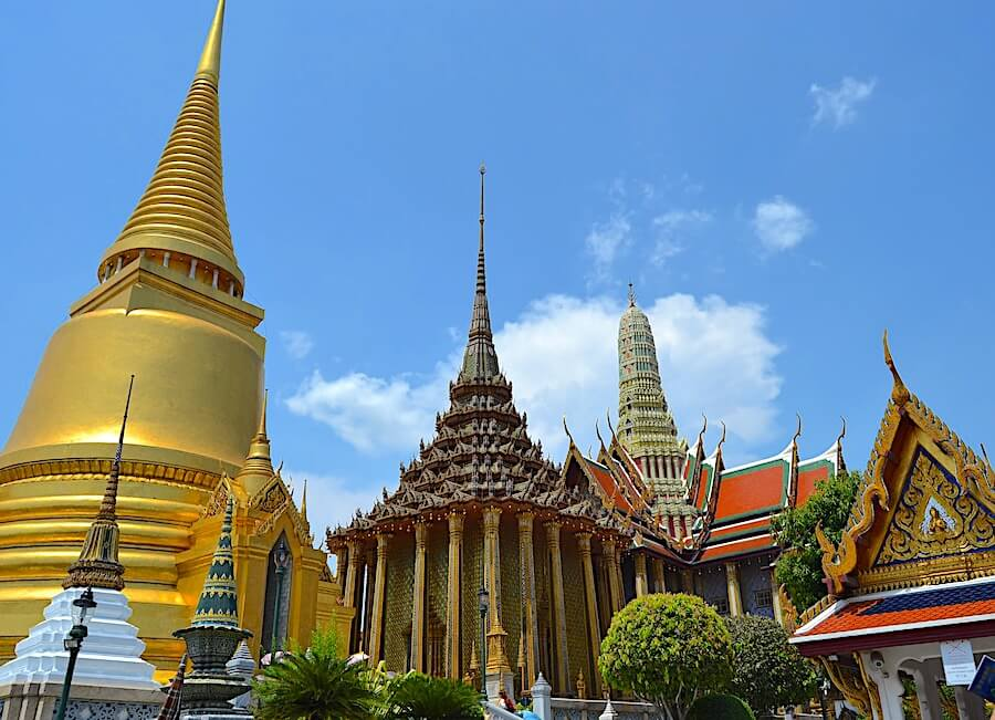 What can i do in bangkok for 4 days