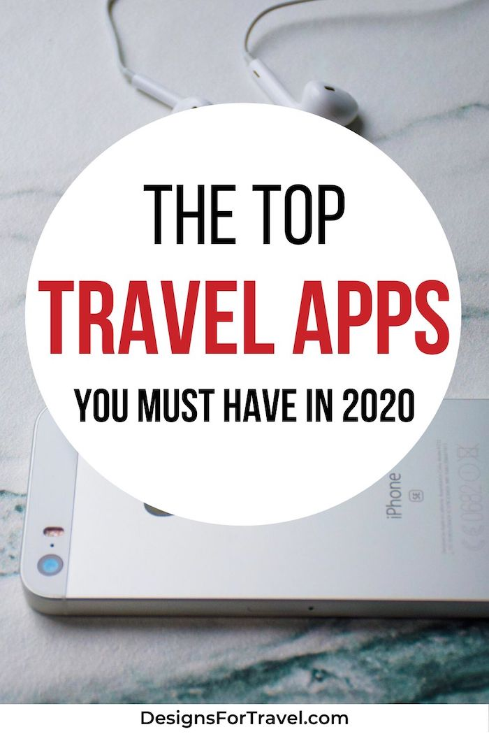 Best Travel Apps 2020